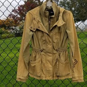 Fox Ombre Jacket